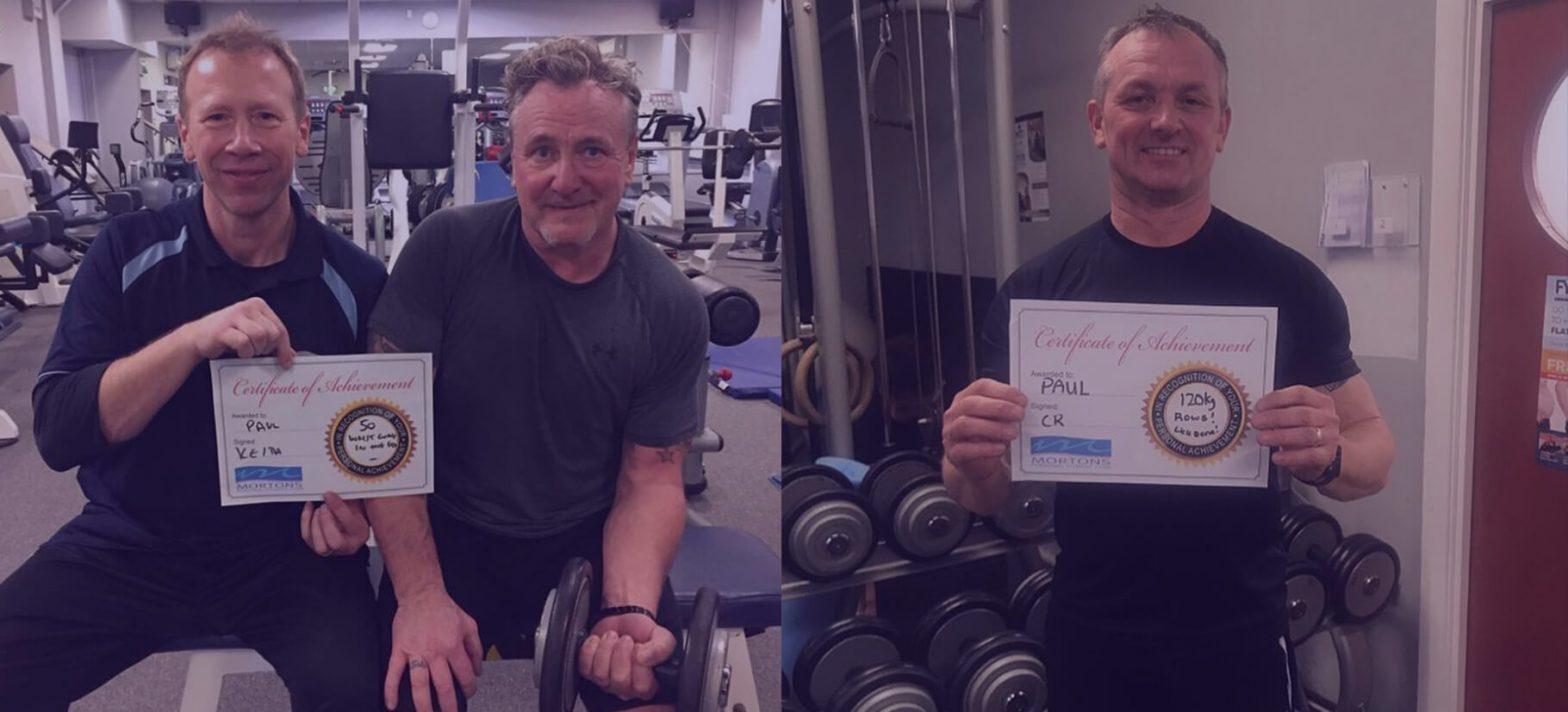 Mortons Personal Fitness Club